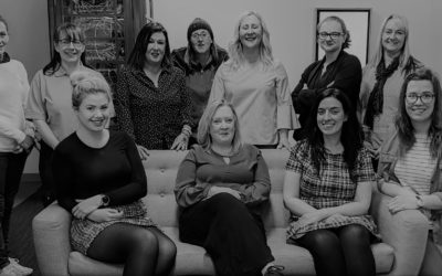 Celebrating the women of team evoke