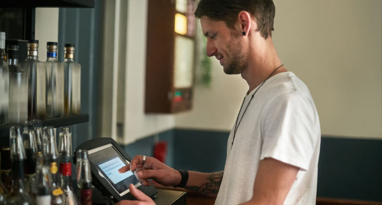 How self-service kiosks complement Point of Sale systems